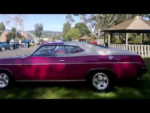 1972 FORD fairmont XA COUPE V8 302