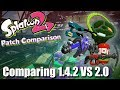 Splatoon 2 - Patch Differences & Thoughts of 1.4.2 vs 2.0?! MP3