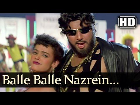 Balle Balle Nazre Tu (HD) - Dulaara Songs - Govinda - Karisma...