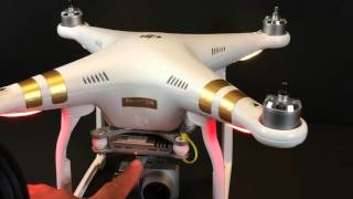 DJI Phantom 3 COMPLETE GUIDE How to FIRMWARE UPGRADE