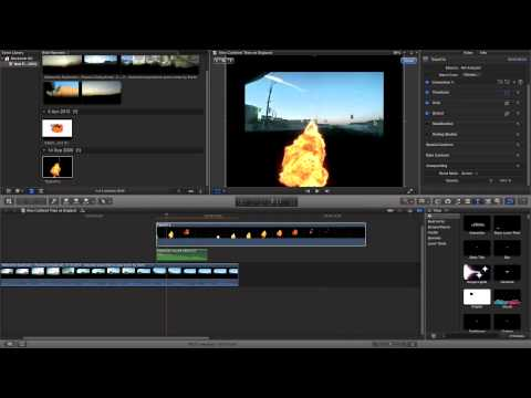 Final Cut Pro Tutorial: How To Make An Explosion Effect video