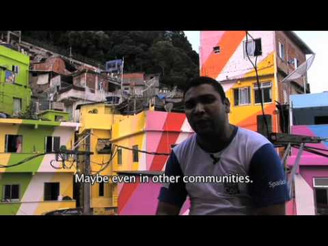 FAVELA PAINTING PROJECT