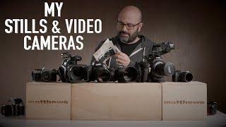 My Stills & Video Cameras: Past, Present & Future
