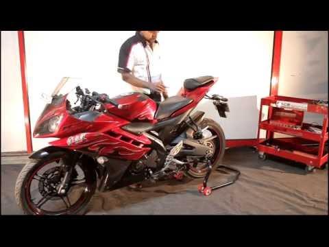 PowerTRONIC Installation for Yamaha YZF-R15/R125