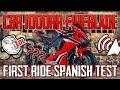 PRUEBA HONDA CBR1000RR FIREBLADE !!! 1000CC Y 190CV - FIRST RIDE SPANISH TEST