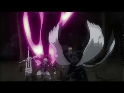 Bleach Amv Ichigo Vs Ginjo- Breath Into Me (1080p Hd) video