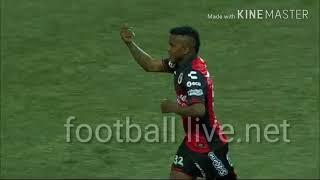 atlas vs queretaro 1-0, tijuana vs chivas 3-0 jornada 15 liga mx