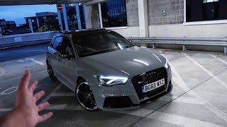 Is This Audi RS3 More Fun To DRIVE than the A45 AMG?