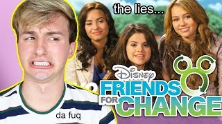 "Download Lagu DISNEY'S ""FRIENDS FOR CHANGE"" WAS ALL A LIE?! Gratis STAFABAND"
