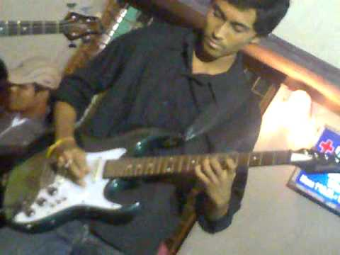 Kokhon Tmr Asbe Tele Phone Lead Guitar  By Srijoy video
