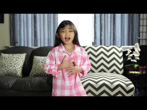 Tomorrow (Annie) Cover by Angelica Hale
