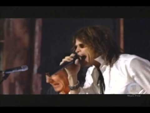 Steven Tyler & AC DC - You Shook Me All Night Long
