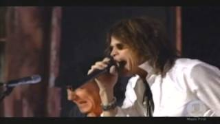 Steven Tyler Ac Dc You Shook Me All Night Long
