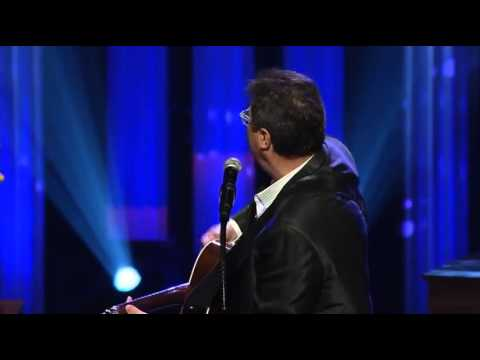 Vince Gill and Patty Loveless Perform