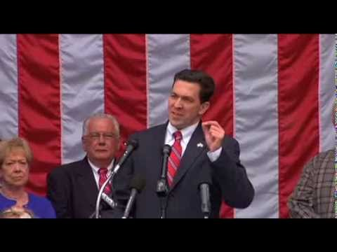 • Chris McDaniel Announcement Day Speech •