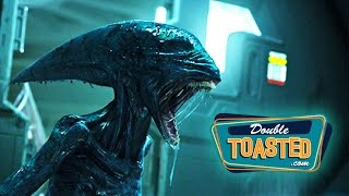 ALIEN COVENANT MOVIE TRAILER #1 REACTION - Double Toasted Review