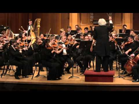 Lawrence Symphony Orchestra - October 16, 2015