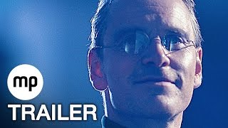 STEVE JOBS TRAILER 2 Deutsch German 2015 I Michael Fassbender