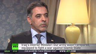 'ISIS has nothing to do with Islam, really' - Iraqi Interior Minister