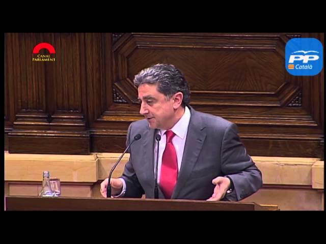 """PPC - a Mas-Colell: """"Han olvidado que son Govern y que su obligación es presentar presupuestos"""""""
