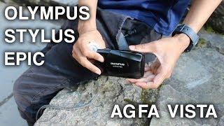 Olympus Stylus Epic (MJU II) + Agfa Vista 400