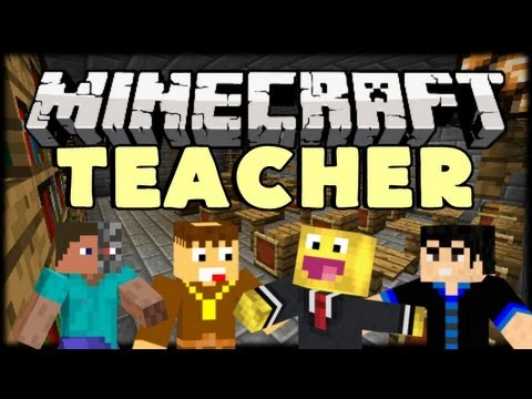 Minecraft Mini Game: TEACHER! #1 | LOSER'S SEAT!