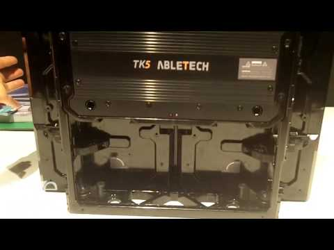ISE 2017: Abletech TK5 Details LED Display