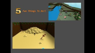Build A Boat For Treasure - 5 Fun Things To Do!