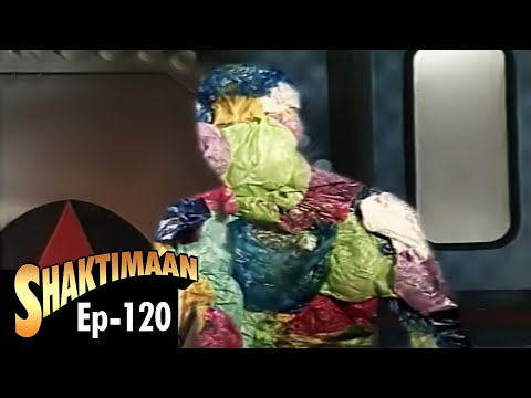 Shaktimaan - Episode 120 video