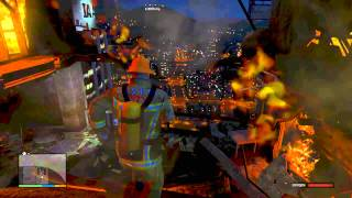 "Grand Theft Auto 5 ""FIB Building Heist"" Part 2 