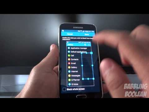 Samsung Galaxy S5 Software Tricks and Tips