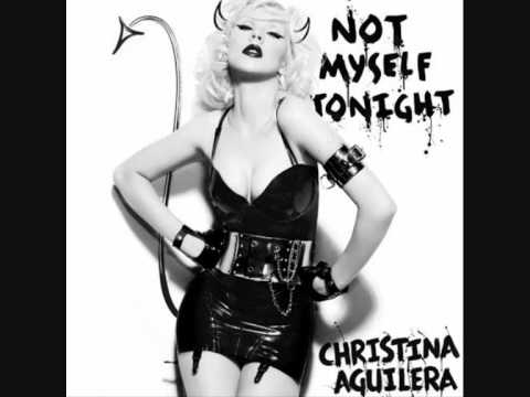 Christina Aguilera - Not Myself Tonight (toMOOSE Remix Edit)