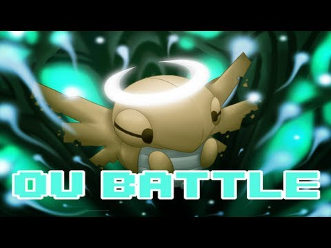 Pokemon Black 2 & White 2 Wi-Fi Battle: shofu vs rico