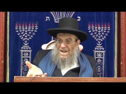 """הרב יצחק ברדא - הלכות פסח - התשע""""ט 25.3.19"""