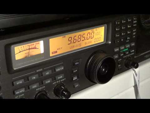 Radio Serbia 9685 khz 0030 UT October 4th 2012