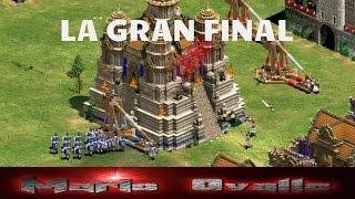 NICOV+TATOH VS THE VIPER+DAUT LA GRAN FINAL TORNEO EL REGRESO DEL REY