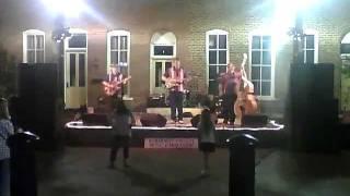 Blue Moon Of Kentucky - The Stunning Cunning Band