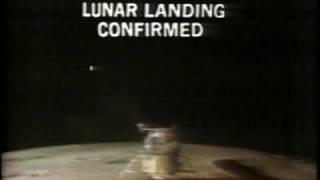Apollo 18 - ABC News Coverage of Apollo 11  Part 12 (The Moon Landing)