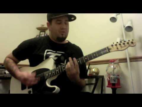 Original Riff- Fender Jim Root Tele