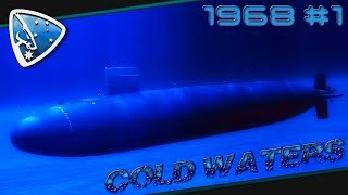 Cold Waters 1968: Taking the Plunge | Submarine Simulation