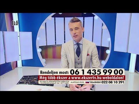Ékszer TV - Ákos (11.8.2019)