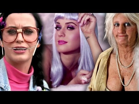 9 Top Katy Perry Music Videos of All time!