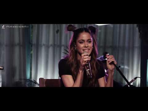 Tini - Fresa (Live Session) | #TuMusicaHoyEsTini