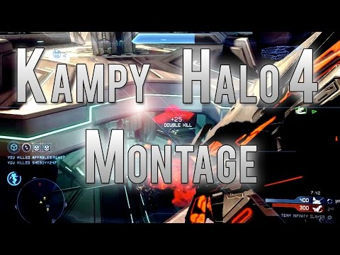 Kampy - New Halo 4 Montage