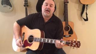 Download Lagu How to Play Luckenbach, Texas - Waylon Jennings (cover) - Easy 4 Chord Tune Gratis STAFABAND