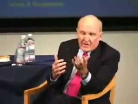Jack Welch on Leadership and the State of Corporate America, UCLA
