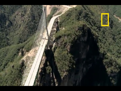 Video NatGeo de Puente Baluarte