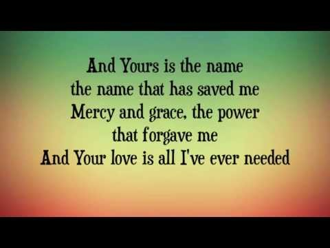 Big Daddy Weave - The Only Name Your Will Be