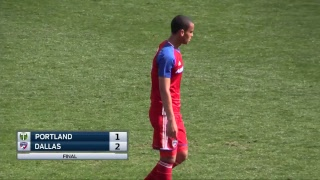 2018 MLS Preseason - FC Dallas VS Portland Timbers