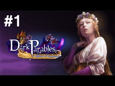 Dark Parables 7: Ballad Of Rapunzel Walkthrough | Part 1 video